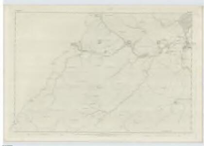 Lanarkshire, Sheet XLI - OS 6 Inch map