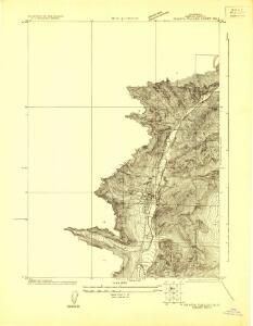 Shasta Valley Sheet No 3