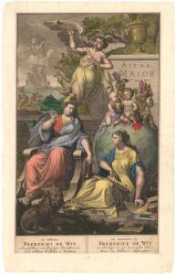Museumskart 33: Atlasillustrasjon