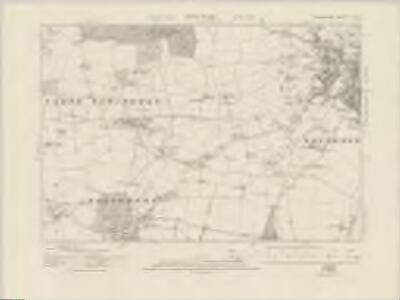Oxfordshire V.SE - OS Six-Inch Map