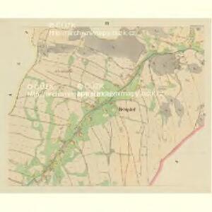 Herrnsdorf (Panowice) - c1834-1-003 - Kaiserpflichtexemplar der Landkarten des stabilen Katasters