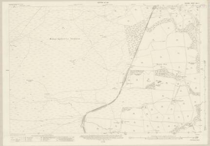Durham XXIII.7 (includes: Stanhope) - 25 Inch Map