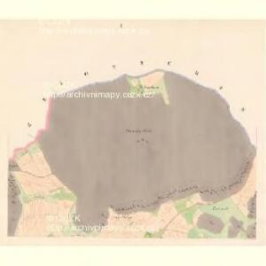 Chum - c2515-1-001 - Kaiserpflichtexemplar der Landkarten des stabilen Katasters