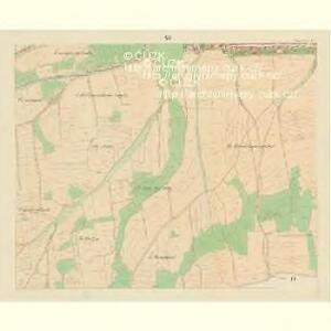 Taus (Domazlice) - c1433-1-010 - Kaiserpflichtexemplar der Landkarten des stabilen Katasters