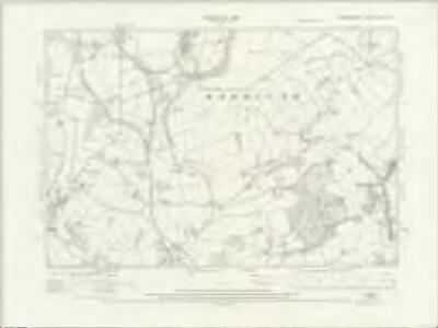 Cumberland LXVII.NE - OS Six-Inch Map