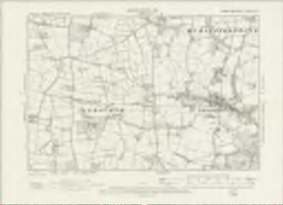Sussex XXXVIII.SE - OS Six-Inch Map