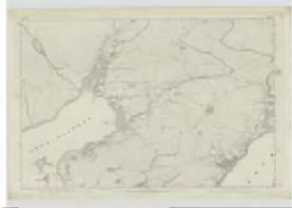 Ross-shire & Cromartyshire (Mainland), Sheet CX - OS 6 Inch map