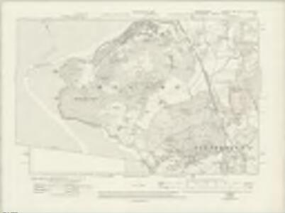 Westmorland XLV.SE & XLVI.SW - OS Six-Inch Map