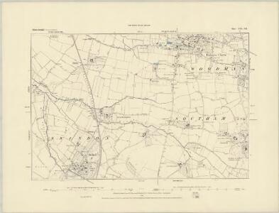 Gloucestershire XIX.SW - OS Six-Inch Map
