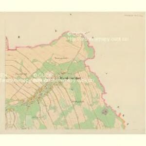 Waldetschlag und Hardetschlag - c1787-1-004 - Kaiserpflichtexemplar der Landkarten des stabilen Katasters