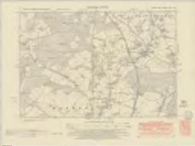 Sussex XLIII.SE - OS Six-Inch Map
