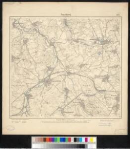 Meßtischblatt 3605 : Saarburg (In Lothringen), 1883