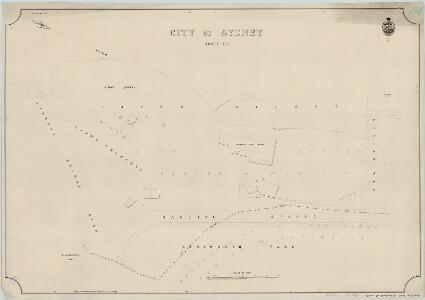 City of Sydney, Sheet M3, 1888