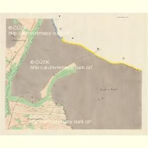 Deutschhause (Nemecka Husowa) - m0938-2-004 - Kaiserpflichtexemplar der Landkarten des stabilen Katasters