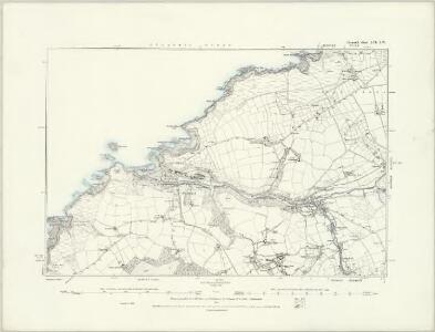Cornwall LVIA.SE - OS Six-Inch Map