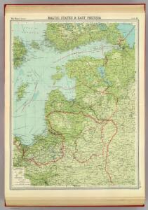 Baltic States & East Prussia.