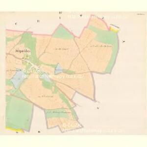 Stipoklas - c7791-1-004 - Kaiserpflichtexemplar der Landkarten des stabilen Katasters