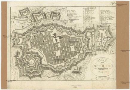 Plan von Turin