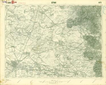III. vojenské mapování 4870