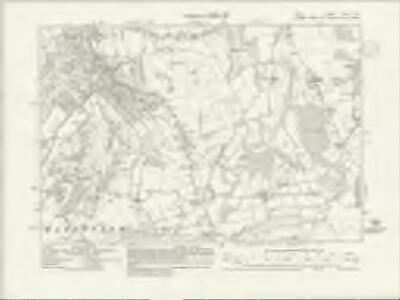 Kent XXVIII.SW - OS Six-Inch Map