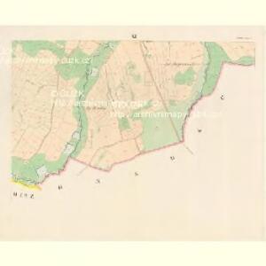 Planitz (Planice) - c5807-1-010 - Kaiserpflichtexemplar der Landkarten des stabilen Katasters