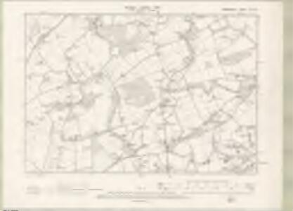 Lanarkshire Sheet III.SW - OS 6 Inch map