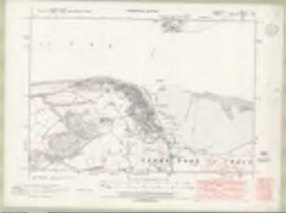 Fife and Kinross Sheet I.SE - OS 6 Inch map