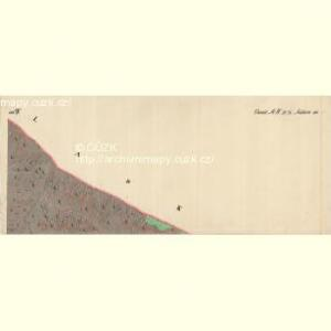 Zlabings - m2780-1-020 - Kaiserpflichtexemplar der Landkarten des stabilen Katasters