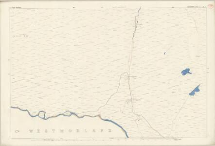 Cumberland LII.6 (includes: Alston with Garrigill) - 25 Inch Map