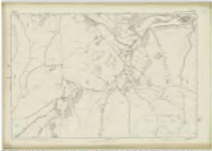 Selkirkshire, Sheet VI (with parts of Peeblesshire sheets XIII,* - OS 6 Inch map