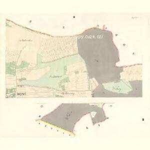 Augezd - c8211-1-002 - Kaiserpflichtexemplar der Landkarten des stabilen Katasters