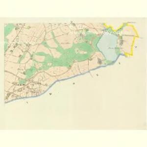 Brand - c4673-1-006 - Kaiserpflichtexemplar der Landkarten des stabilen Katasters