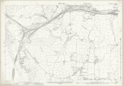 Derbyshire XL.5 (includes: Alderwasley; Heage) - 25 Inch Map