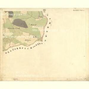 Heuraffel - c6182-1-016 - Kaiserpflichtexemplar der Landkarten des stabilen Katasters
