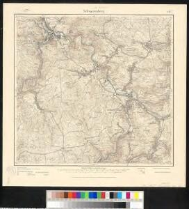 Meßtischblatt 137 : Schwarzenberg, 1920