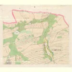 Schönbrunn - c7497-3-002 - Kaiserpflichtexemplar der Landkarten des stabilen Katasters
