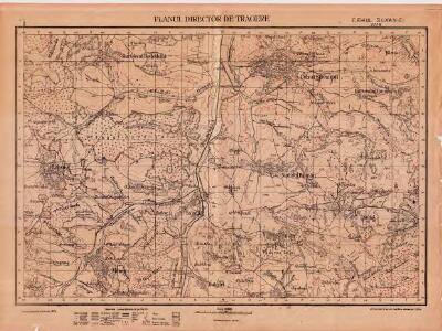 Lambert-Cholesky sheet 2776 (Cehul Silvaniei)