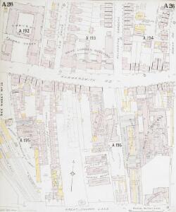 Insurance Plan of London Western District Vol. A: sheet 26
