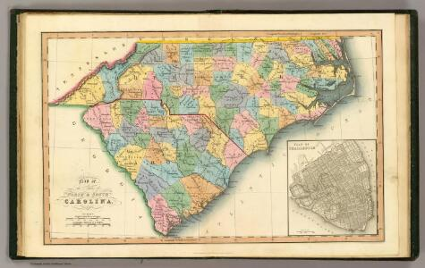 N. & S. Carolina.