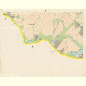 Grossbernharz - c0092-1-003 - Kaiserpflichtexemplar der Landkarten des stabilen Katasters