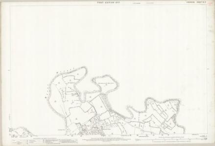 Cheshire IX.5 (includes: Carrington; Flixton; Urmston) - 25 Inch Map