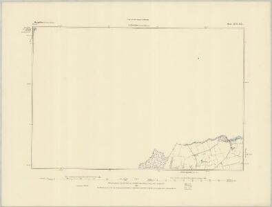 Shropshire XVI.SE - OS Six-Inch Map