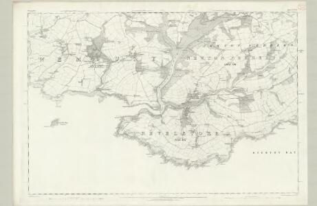 Devonshire CXXX - OS Six-Inch Map