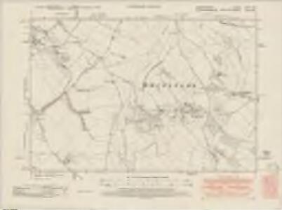 Bedfordshire XXXII.SW - OS Six-Inch Map
