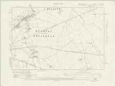 Hertfordshire XXIV.NE - OS Six-Inch Map