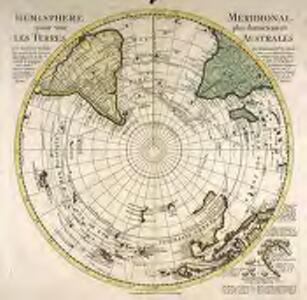 Hemisphere meridional