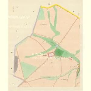 Wegrow - c8930-1-001 - Kaiserpflichtexemplar der Landkarten des stabilen Katasters