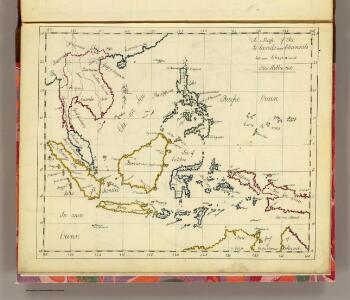 Islands: China-New Holland.