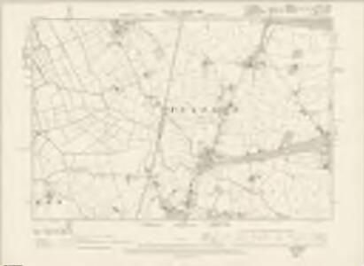 Cheshire XLVI.SW - OS Six-Inch Map