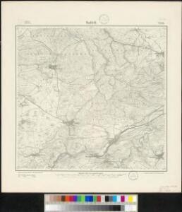 Messtischblatt 2586 : Madfeld, 1900 Madfeld